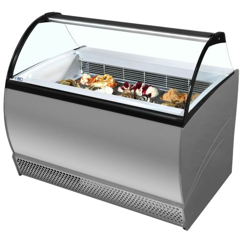 ISA ISABELLA 10LX Scoop Ice Cream Display